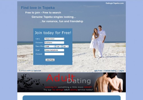 topeka dating